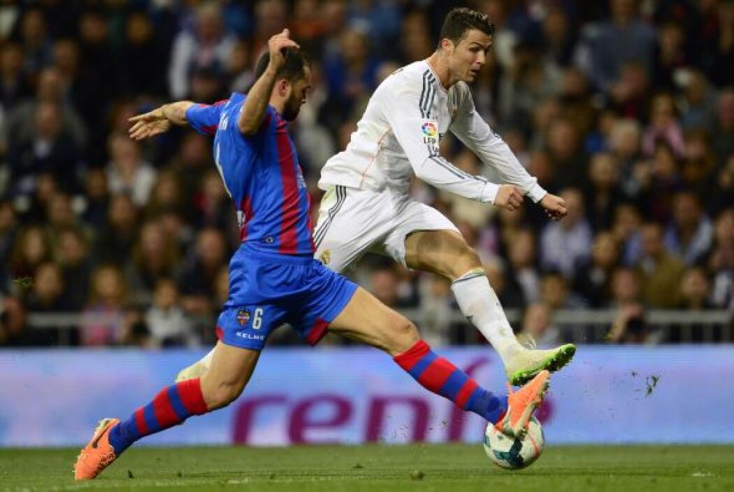 Real Madrid sacó el triunfo, pero también le saca tres unidades al Atlét...