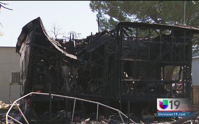 Incendio en Lincoln afecta varias residencias