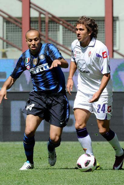 Con el título de Italia ya decidido en favor del Milan, el Inter...