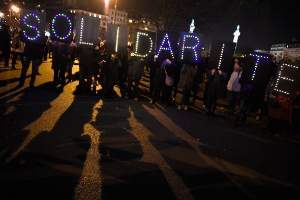 Solidaridad fue uno de los mayores sentimientos expresados a lo largo de...