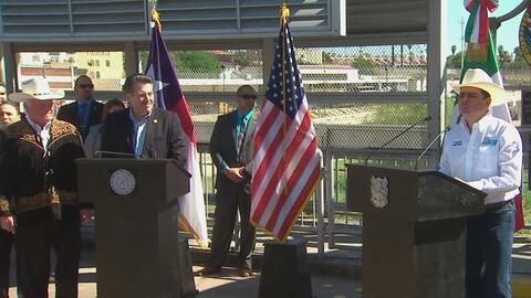 Alcaldes de ambos lados de la frontera buscan abrir un frente común