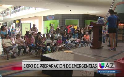 Expo preparación de emergencias