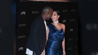 ¿Kim Kardashian está tratando de decirnos que está embarazada?