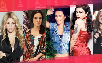 Woman Power de Latin GRAMMY