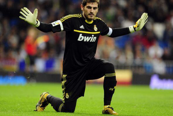 Iker Casillas no permitió gol alguno, pero el Real Madrid no marc...