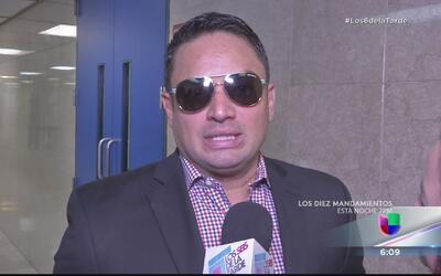 Manny Manuel asegura que está listo para tomar responsabilidad de sus ac...