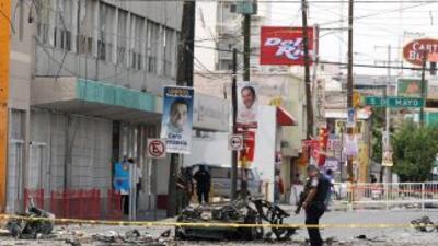 Los ataques en Ciudad Juárez son el pan de todos los días.