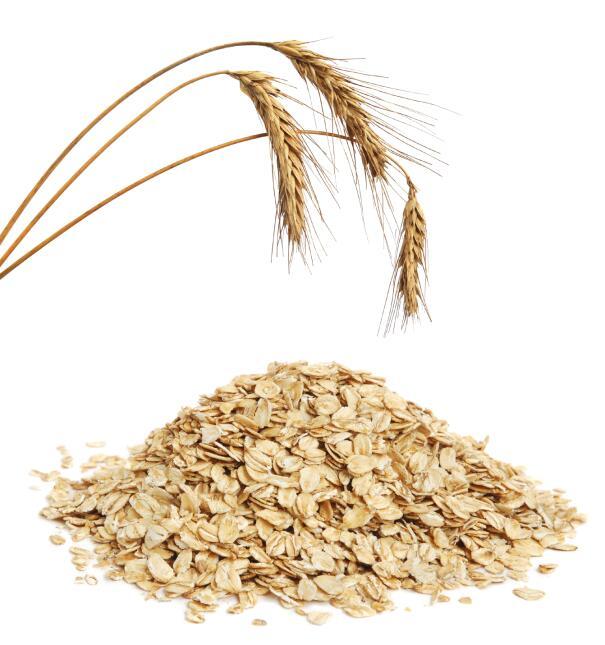 Si tienes que escoger un cereal, la avena es una excelente opción...