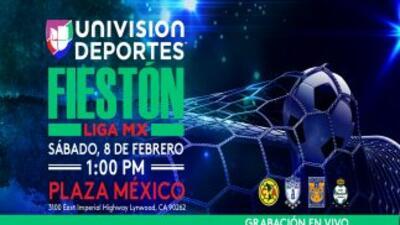 El Fieston de la Liga MX regresa para celebrar el fútbol mexicano.