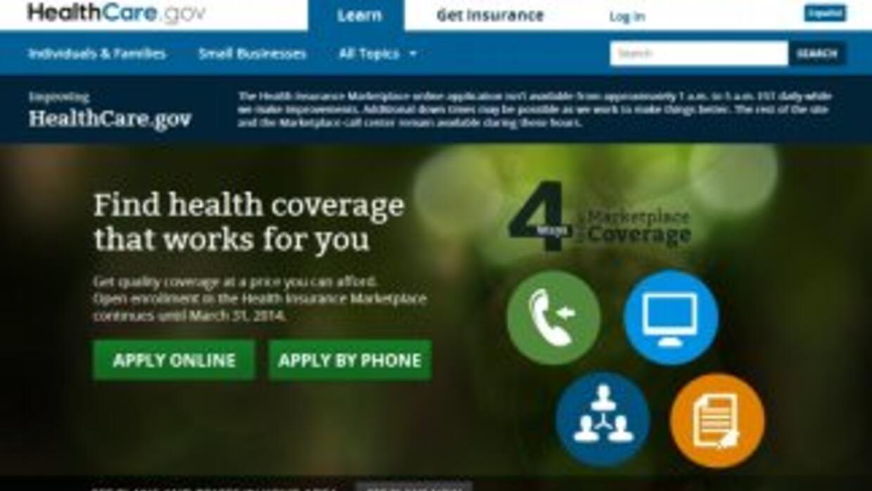 Sitio web de Obamacare en español a partir de Diciembre