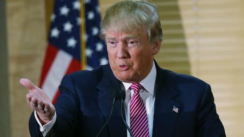 Donald Trump busca los votos de un sector de exiliados cubanos en Miami