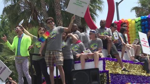 Long Beach se prepara para el festival de orgullo gay