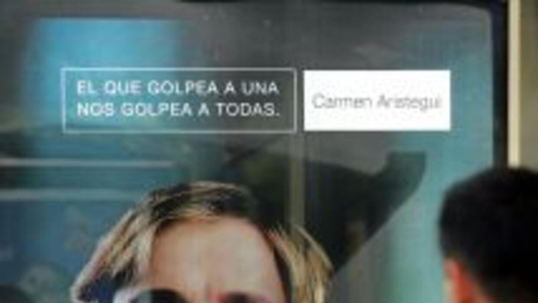 La periodista mexicana Carmen Aristegui ha participado en campañas en co...