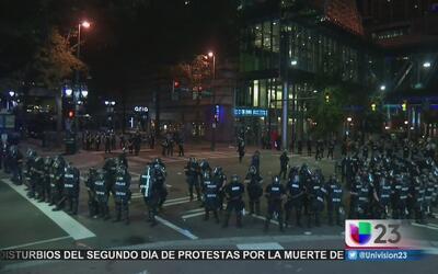 Lo que debes saber del conflicto entre manifestantes y la Policía en Cha...