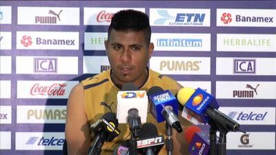 """Daniel Ludueña: """"Primero Pumas y luego el Tri"""""""