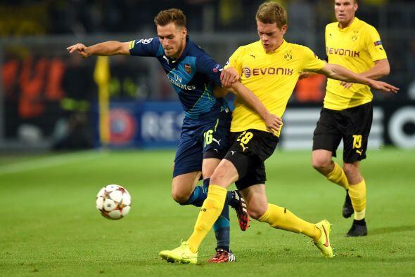 En el complemento los de amarillo aprovecharían las ocasiones de gol par...