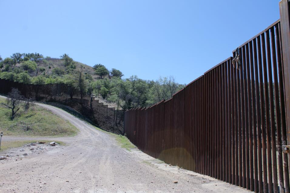 Estos son los riesgos de cruzar la frontera ilegalmente, según la Patrul...