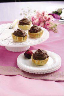 Tarteletas a la Francesa: La gastronomía francesa es conocida por su de...