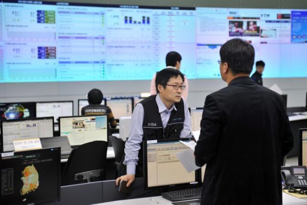 Un ciberataque paralizó este miércoles los sistemas informáticos de las...