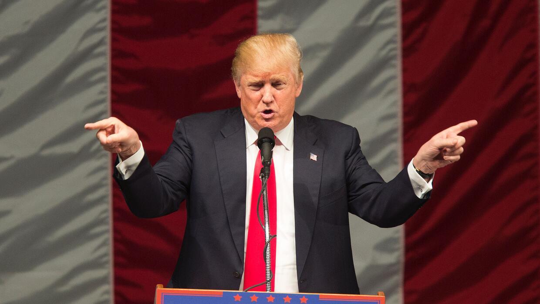 """Pese a que Trump quiere la unidad dice que """"no es necesaria"""""""