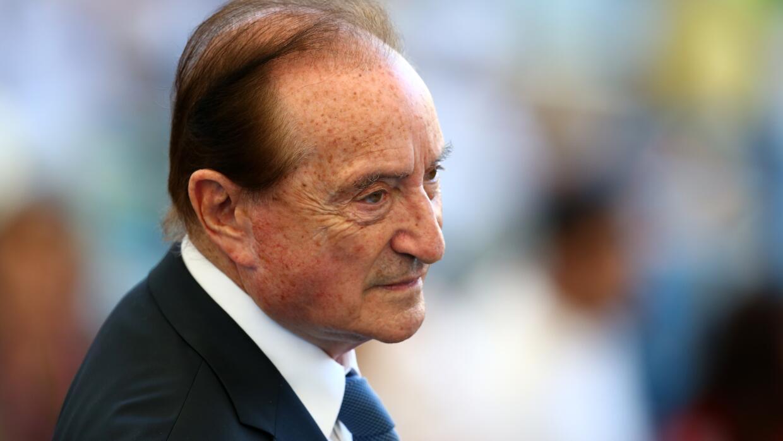 Expresidente de la Conmebol Figueredo admite sorbornos y es enviado a pr...