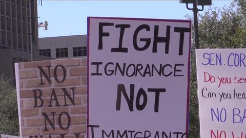 Comunidad y minorías de Texas se unen para apoyar a los inmigrantes
