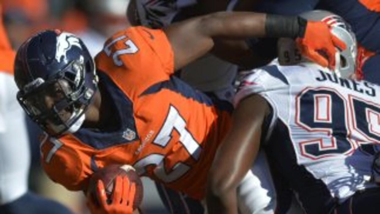 Knowshon Moreno y los Broncos jugará el Super Bowl XLVIII ante los Seaha...