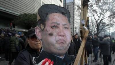 Se eleva la tension en Corea del Sur desde que Corea del Norte ejecutó a...