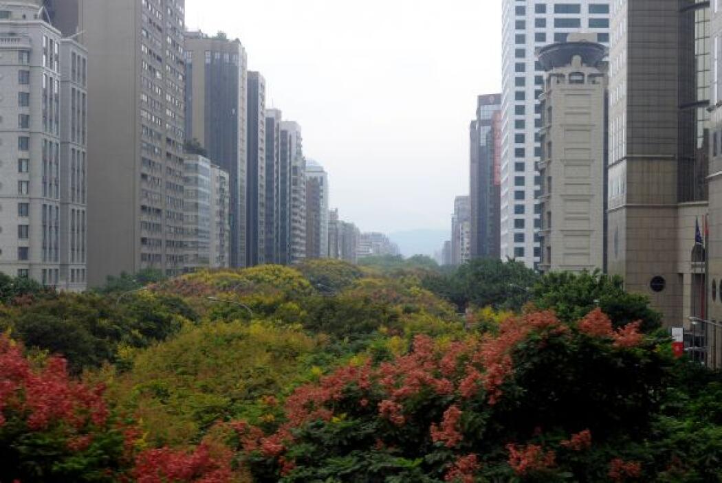 7. Taiwán.- Lo bienes inmobiliarios de Taiwan subieron 9.7%. Una miniman...