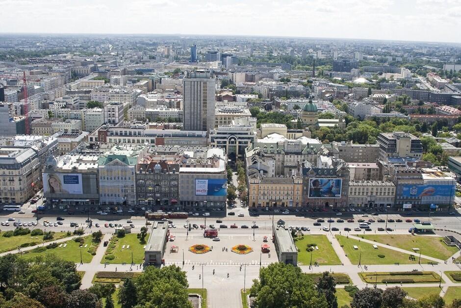 Para la reconstrucción, de acuerdo a The Guardian, Varsovia se valió iró...