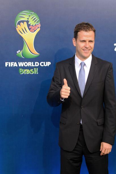 Olivier Bierhoff, otro ex jugador de la selección 'teutona', tamb...
