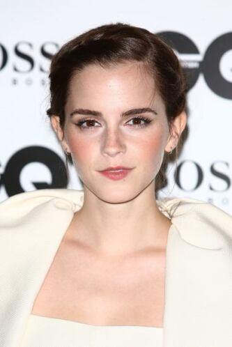 Pero sin duda la que acaparó las miradas de todos fue Emma Watson, que c...