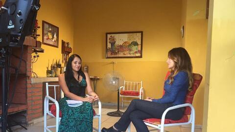 Paola Gutiérrez conversó con Ximena Suárez Otterbug