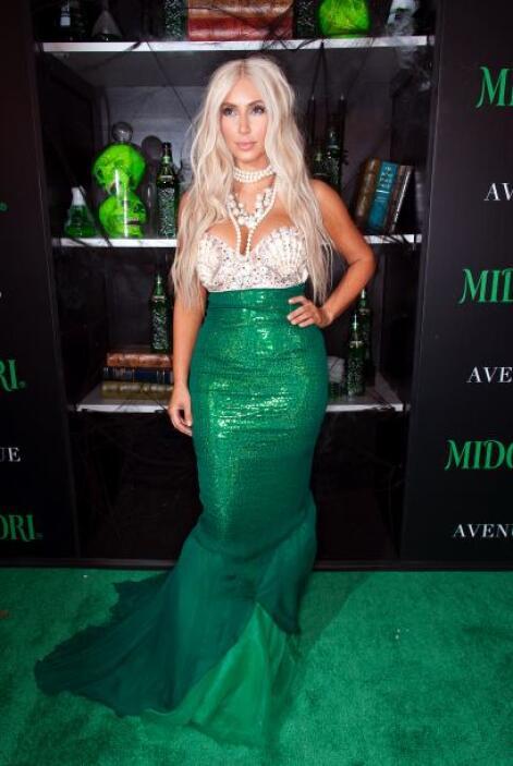 Pero su disfraz de 'Sirena' ha superado a todos. Mira aquí lo último en...