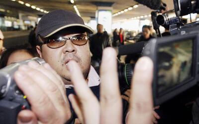 Kim Jong-nam falleció rápidamente tras ser expuesto a un p...