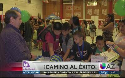 """Feria de Educación """"Camino al Éxito"""""""
