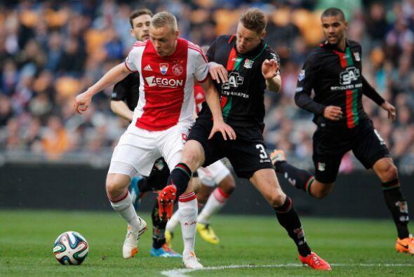 Holanda: Ajax se coronó por vigésima cuarta ocasión en la Eredivisie. Fe...