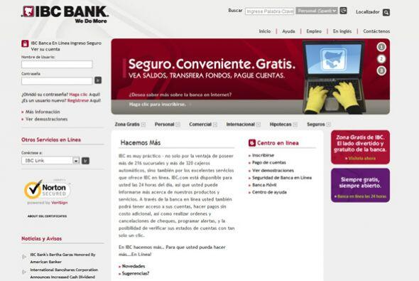 13. International Bancshares Corp.  Ubicación- Laredo, Texas.  CEO- Denn...