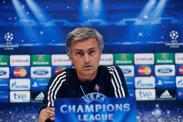El portugués José Mourinho es otro de los entrenadores que intentará hac...