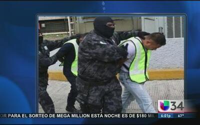 Arrestan a líder del grupo Guerreros Unidos