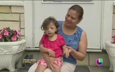 La buena acción de una samaritana le salvó la vida a una pequeña