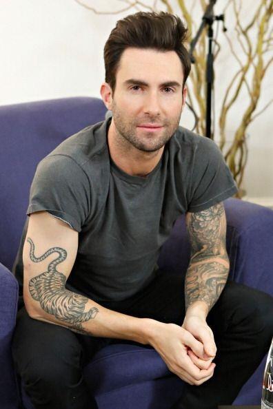 Levine le quitó la corona del hombre más sexy al actor Channing Tatum y...
