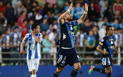 Pachuca perdió como local 2 - 1 ante Puebla