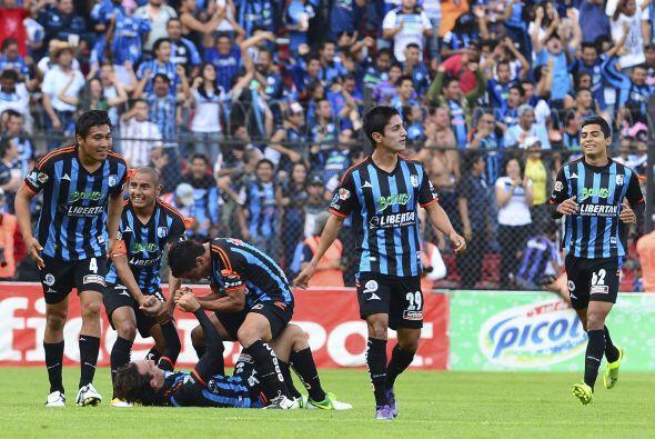 Querétaro fue el condenado al descenso en el Clausura 2013, sin e...