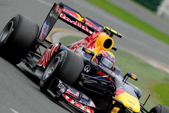 Vettel recuperó la punta después de sus paradas a 'pits' p...