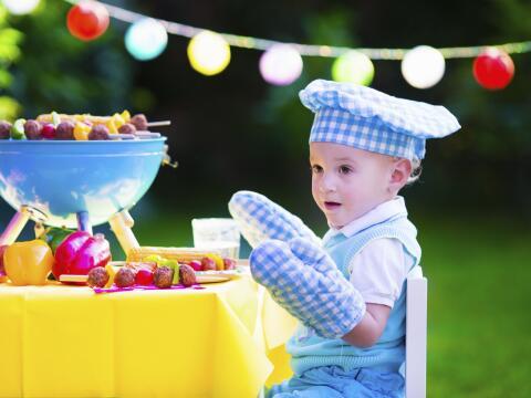 Cocinar al aire libre