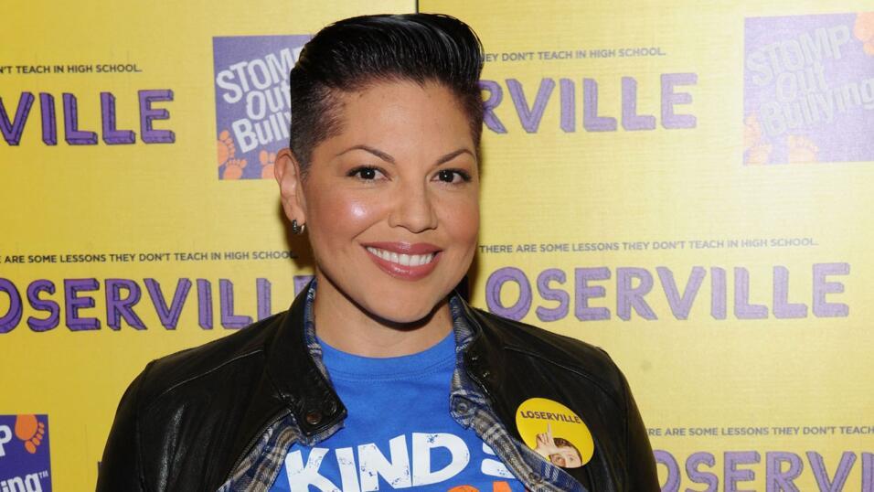 Sara Ramirez, la actriz latina mejor conocida por su rol en 'Grey&#3...