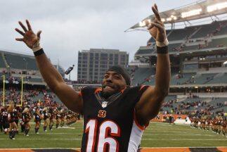 Andrew Hawkins jugará con los Browns (AP-NFL).