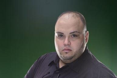 Ricardo tiene 31 años y viene de Naranjito, Puerto Rico.