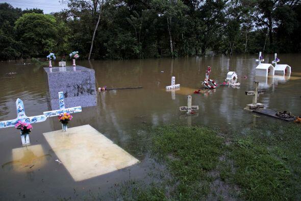 Las intensas lluvias que se han registrado en Panamá durante los últimos...